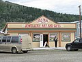 Buildings in the main Street of Dawson City, Yukon (3900558256).jpg