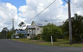 Builyan, Queensland Town in Queensland, Australia