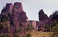 Bulgarien um 1970 Felsen von Belogradtschik 2.jpg