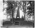 Bull Run, Henry Monument Henry Hill, (Centreville, Virginia) LOC npcc.00003.jpg