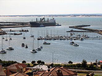 City of Bunbury - Image: Bunbury Harbour 01