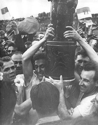 FDGB-Pokal - FDGB Cup 1962