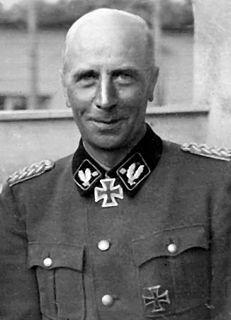 Wilhelm Bittrich Waffen-SS commander, SS-Obergruppenführer