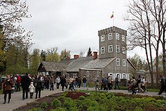 Burbiškis Manor (Radviliškis) - Burbiškis Manor