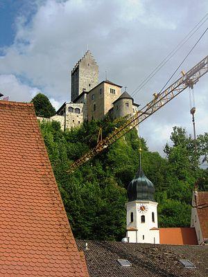 Kipfenberg - Burg Kipfenberg