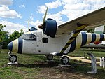 Burgas Antonov An-14 Pchelka LZ-7001 01.jpg