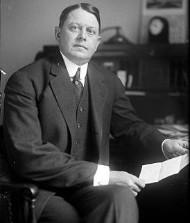 Burnett M. Chiperfield American politician