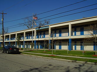 James Dallas Burrus - Burrus Elementary School