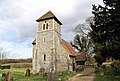 Bush End, Essex, England ~ St John Evangelist exterior ~ from southwest 02.jpg