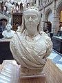 Bust of Queen Victoria, Kelvingrove Museum, Glasgow - DSC06254.JPG