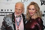 Buzz Aldrin with guest (47401305742).jpg