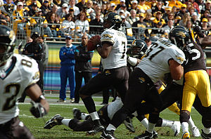 Byron Leftwich was the quarterback of the Jaguars from 2003 to 2006 2035cea8d