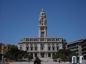 Câmara municipal - Building of the Câmara Municipal of Porto