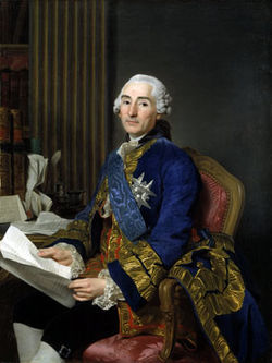 Image illustrative de l'article César Gabriel de Choiseul-Praslin
