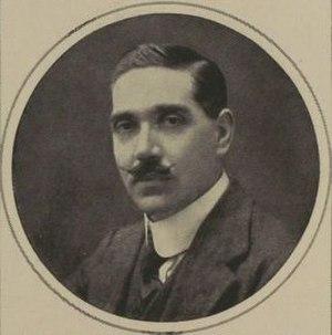 Charlie Cramp - Cramp in 1920