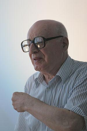 Solomon Marcus - Solomon Marcus in 2007.