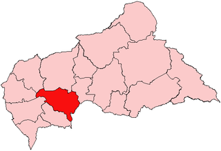 Ombella-MPoko Prefecture in Central African Republic
