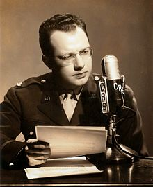CBS correspondent Bill Downs in London, 1942.jpg