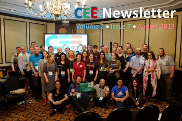 CEE Newsletter - cover photo - Vol 2, Issue 7, August 2018.png
