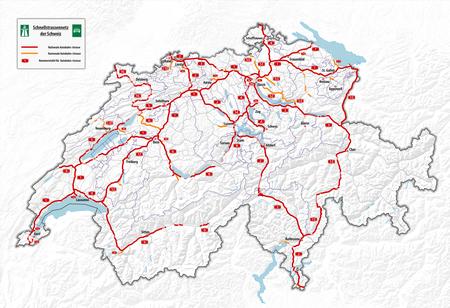 Autobahn Und Autostrasse Schweiz Wikipedia