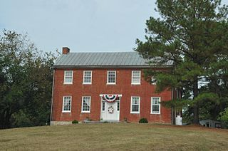 Charles Downs II House building in West Virginia, United States