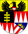 COA archbishop AT Attems Karl Michael.png