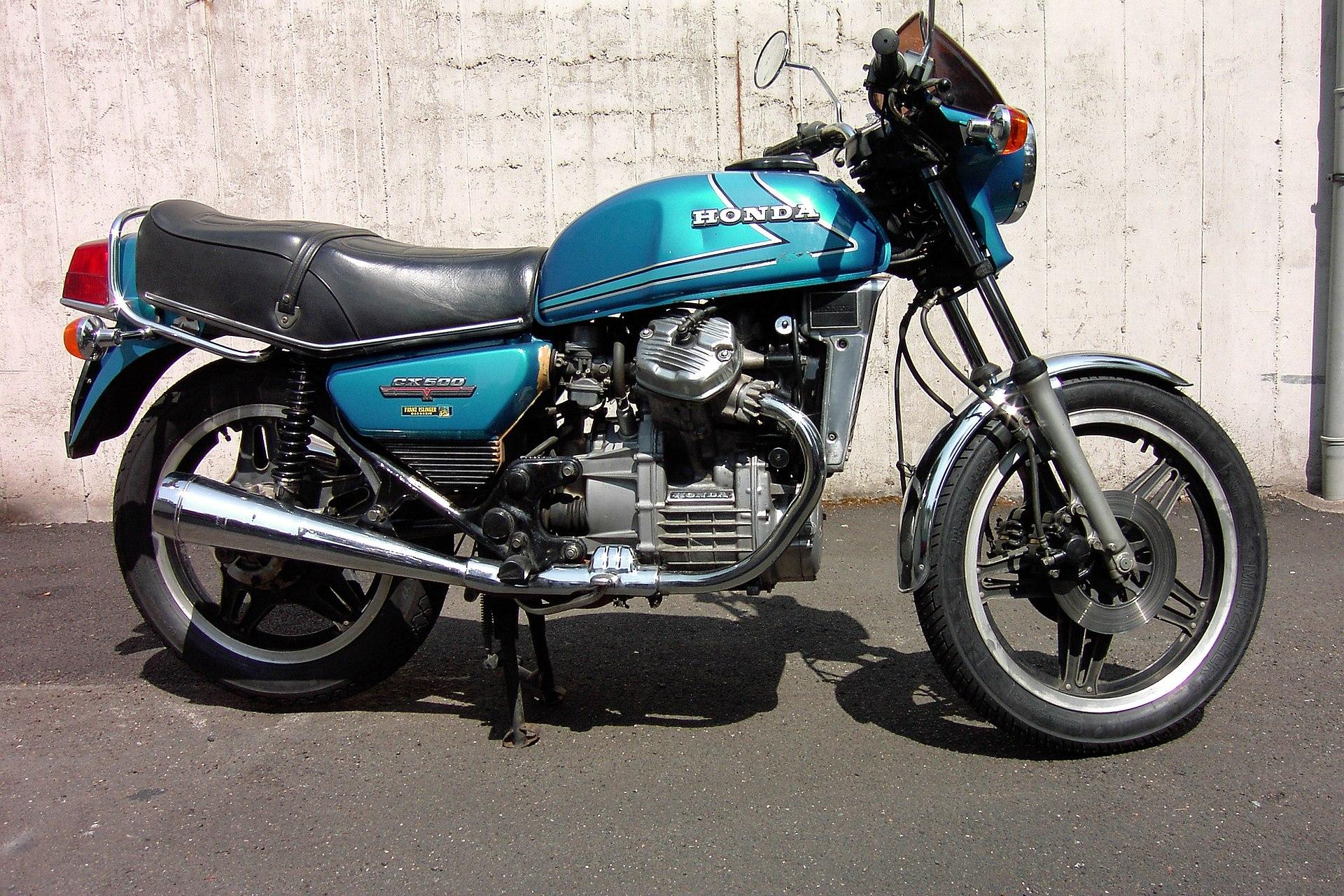 Bestand:Honda CX500 Sports 50PS 1985.jpg - Wikipedia