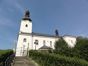 Bruzovice - Saint Stanislaus Church
