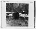 Ca. 1971 Staircase Bridge, damaged by snow. - Olympic National Park Road System, Port Angeles, Clallam County, WA HAER WA-166-45.tif