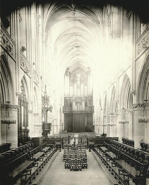 File:Caen eglise saintpierre 1903 orgue.jpg