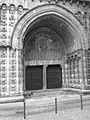 Cahors (46) Cathédrale Saint-Étienne Portail roman 04.JPG