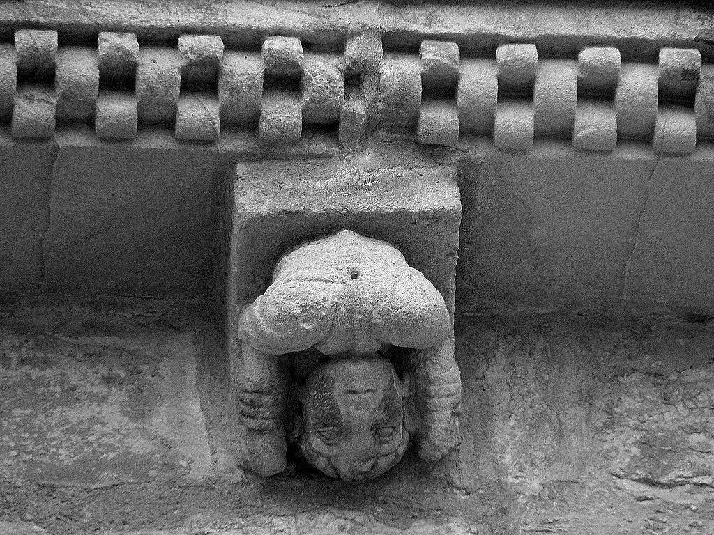 Fichier cahors 46 cath drale saint tienne portail roman 09 jpg wikip dia - Cathedrale saint etienne de cahors ...