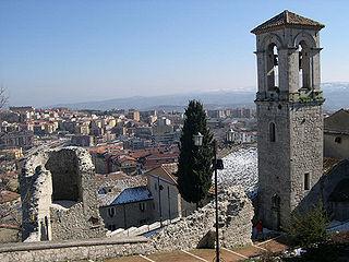 Campobasso Comune in Molise, Italy