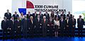 Canciller Eda Rivas participó en la XXIII Cumbre Iberoamericana (10403650394).jpg