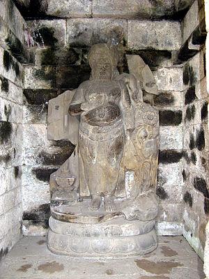 Singhasari temple