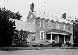 Cannon Hall, Road 79 at Woodland Ferry, Woodland (Sussex County, Delaware).jpg