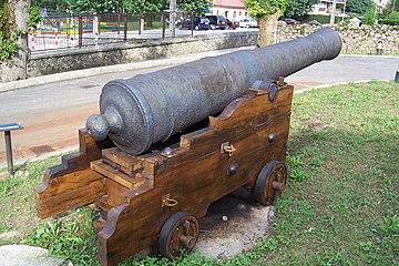 Cantabria La Cavada canon fuerte san Carlos lou.jpg