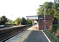 Cantley station - waiting shelter - geograph.org.uk - 1520962.jpg