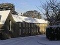 Canwick Hall Mews Cottages, Grange Lane. - geograph.org.uk - 84399.jpg