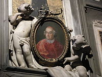 Cappella martelli, tomba del cardinale Francesco Martelli 01.JPG
