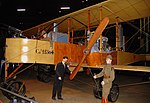 Caproni Ca.36, National Museum of the US Air Force, Dayton, Ohio, USA. (43713928525).jpg