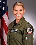 Captain Zoe M. Kotnik, First Female Commander and Pilot of the United States Air Force F-16 Viper Demonstration Team (181127-F-ZX070-1002).jpg