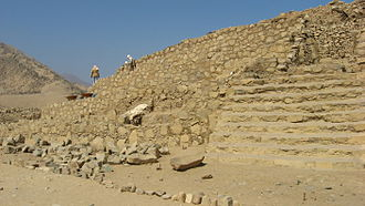 Caral - Image: Caral 1