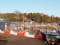 Cardiff Road bridge reconstruction (11) (geograph 4802332).jpg