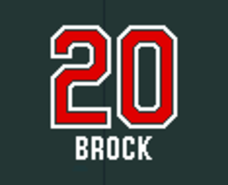 Lou Brock - Image: Cards Retired 20