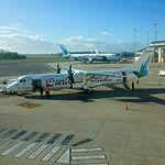 CaribbeanAirlines Fleet 2015.jpg