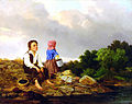 Carl Ludwig Brandt The Berry Pickers.jpg