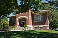 Carnegie Library, Yates Center, KS.jpg