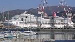 Carnival Splendor Under Construction on 5 August 2007 (cropped) (cropped).jpg