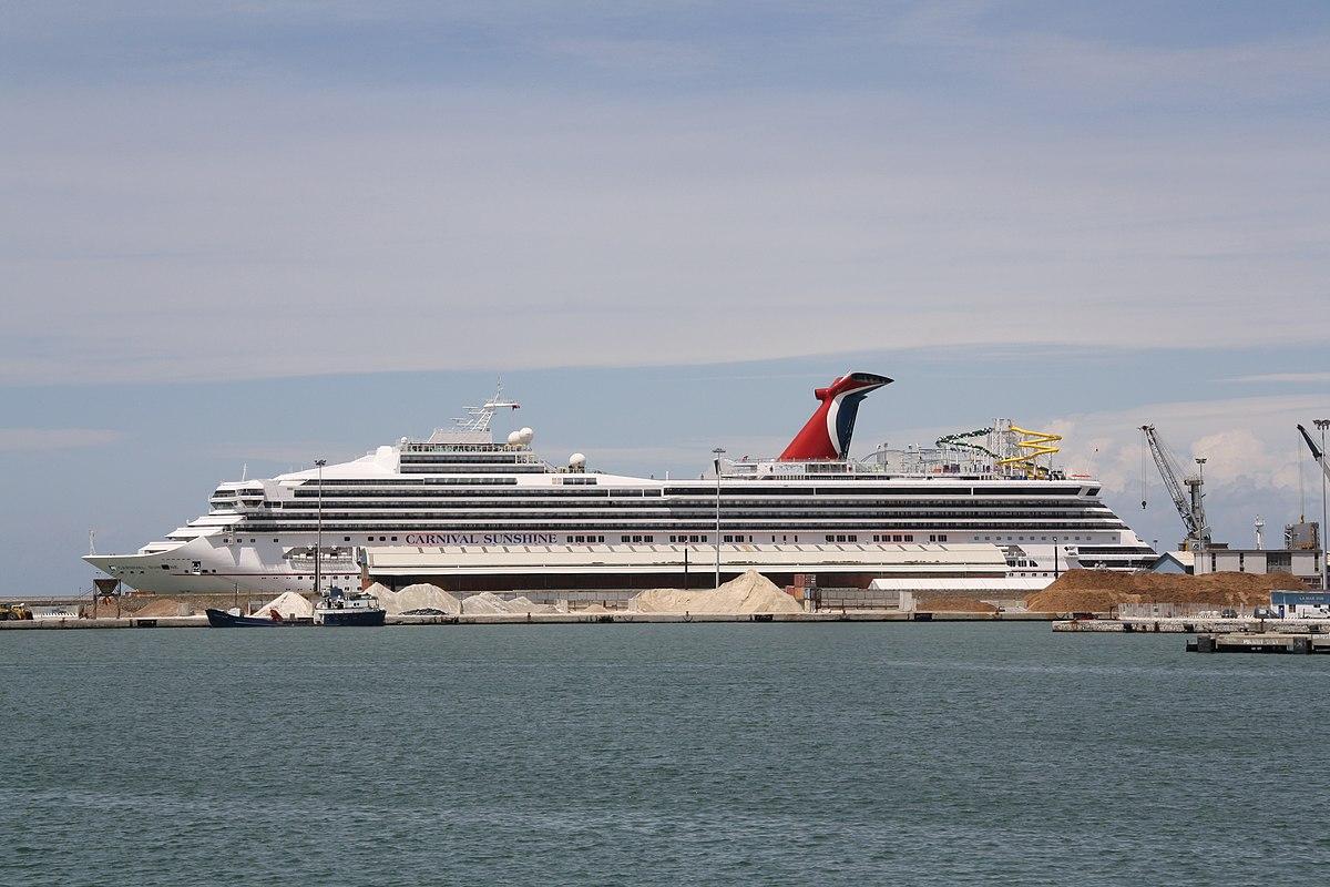 Carnival Sunshine Wikipedia - Carnival cruise ships wiki